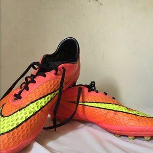 Lightly used Nike Cletes